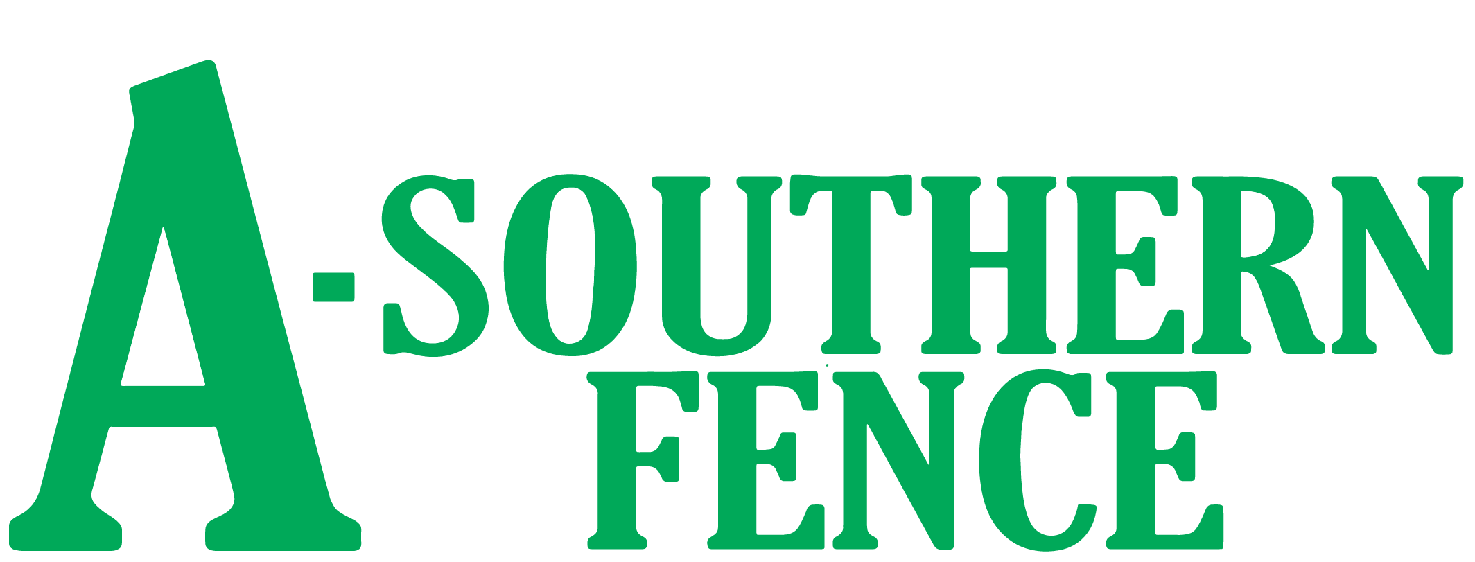 A Southern Fence