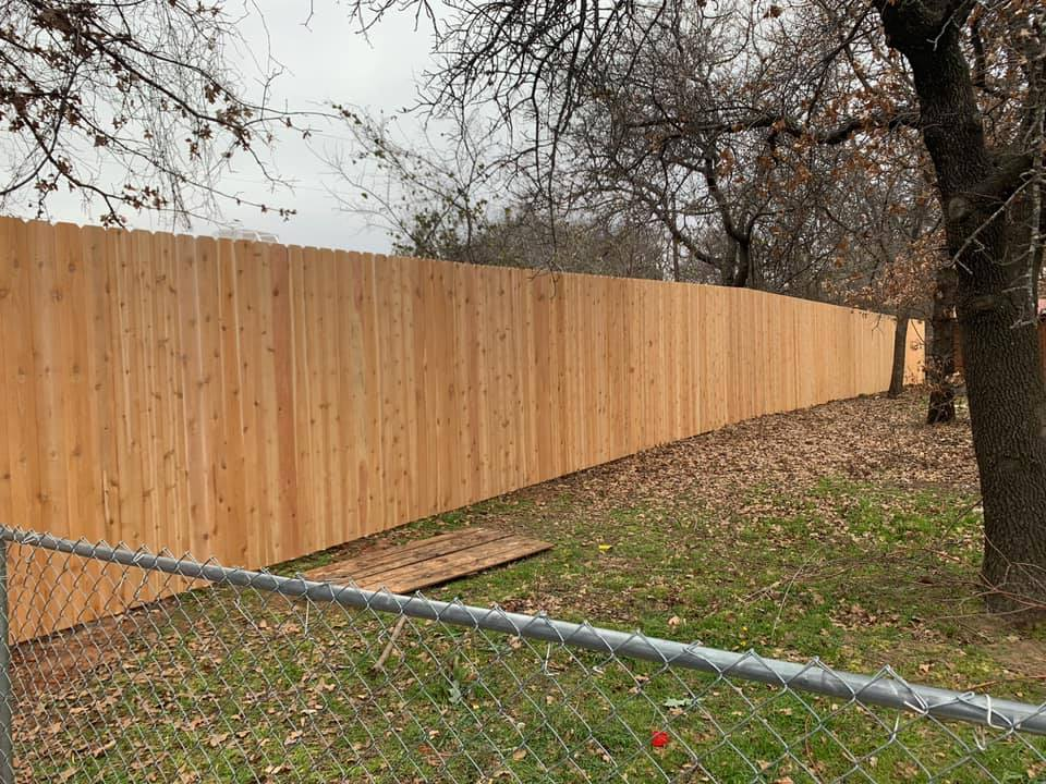 A-Southern Fence Wooden Fence Installation