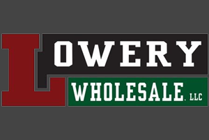 Lowery Wholesale LLC. Logo