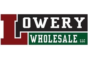 Lowery Wholesale LLC. Logo
